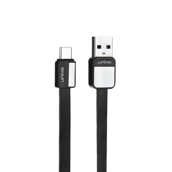 کابل تبدیل USB به Type-c برند یونیوو مدل UN-004A طول 1متر