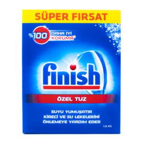 نمک ماشین ظرفشویی فینیش  Super Firsat وزن 1.5Kg