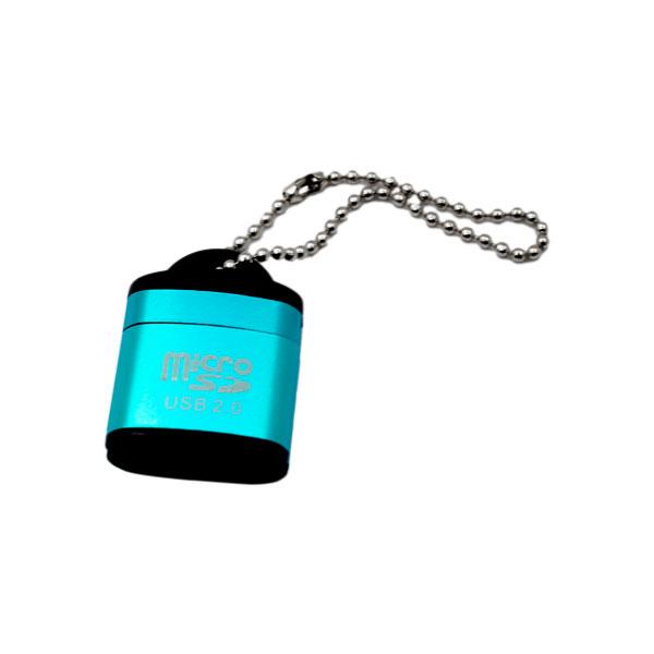 رم ریدر USB 2.0 فلزی بنددار Best Choice