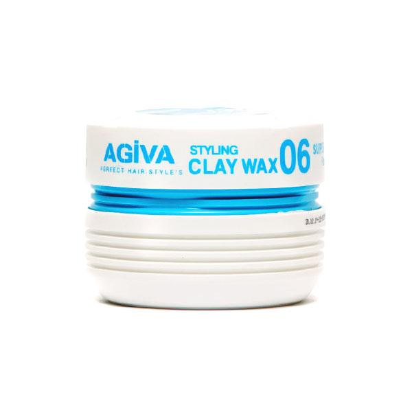 واکس موی آگیوا مدل 06 براق کننده مو حجم 175ml