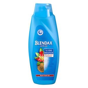شامپو بلنداکس حاوی عصاره حنا برای موهای رنگ شده حجم 550ml