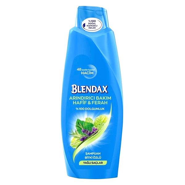 شامپو بلنداکس مناسب موهای چرب حجم 550ml