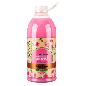 مایع دستشویی شون مدل Pink flowers مقدار 2 لیتری