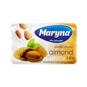 صابون محافظت از پوست مارینا با رایحه بادام 140g بسته 6 تایی