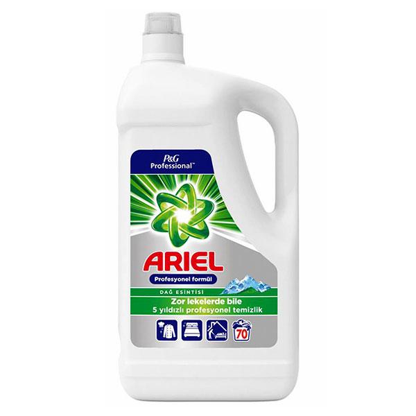 مایع لباسشویی آریل مناسب انواع لباسها 4.5 لیتری