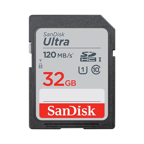 کارت حافظه SDXC سن دیسک مدل Ultra ظرفیت 32 گیگابایت -*80MB/s