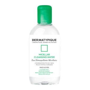 محلول پاک کننده آرایش درماتیپیک برای پوست مختلط و چرب حجم 250ml