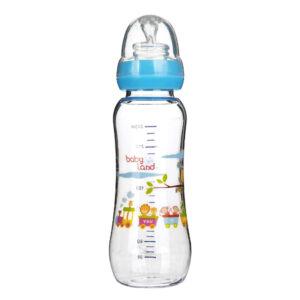 شیشه شیر بیبی لند سایز 3 حجم 240ml – کد 305