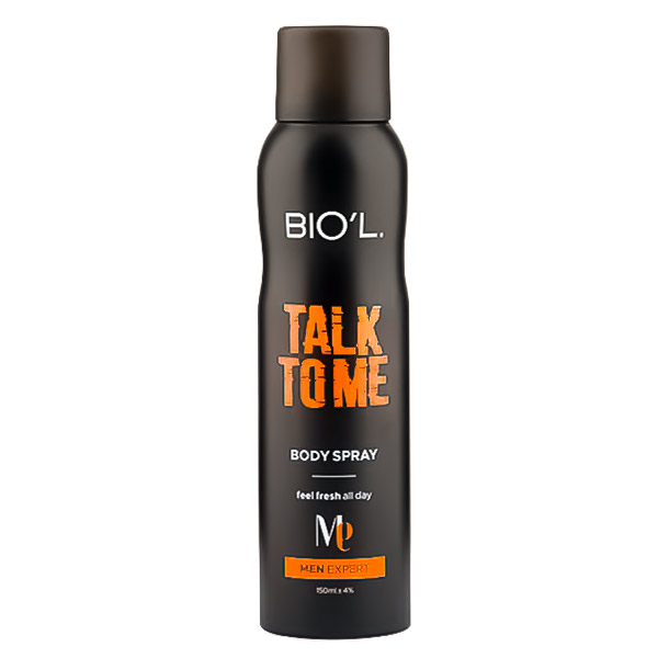 اسپری بدن بیول مدل Talk To Me مناسب آقایان 150ml