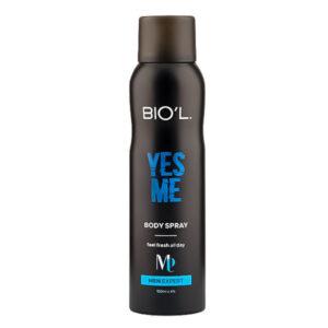 اسپری بدن بیول مدل Yes Me مناسب آقایان 150ml