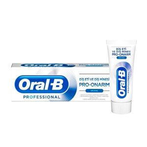 خمیر دندان اورال بی برای دندان های حساس مدل PRO-ONARIMحجم 50ml