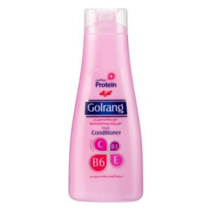 مایع نرم کننده موی سر گلرنگ رنگ صورتی حجم 880gr