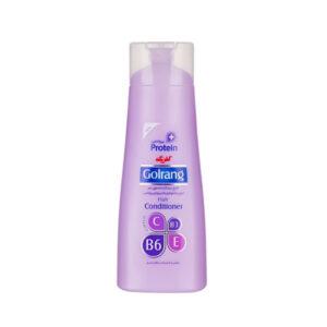 مایع نرم کننده موی سر گلرنگ رنگ بنفش حجم 300gr