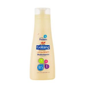 شامپو مولتی ویتامین گلرنگ مخصوص موهای چرب حجم 400gr