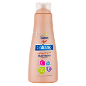 شامپو مولتی ویتامین گلرنگ مناسب موهای معمولی متمایل به خشک حجم 900gr