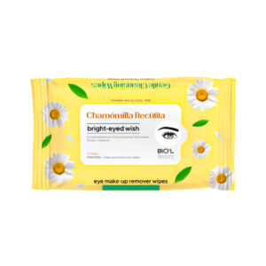 دستمال مرطوب بیول پاک کننده آرایش چشم  10 عددی