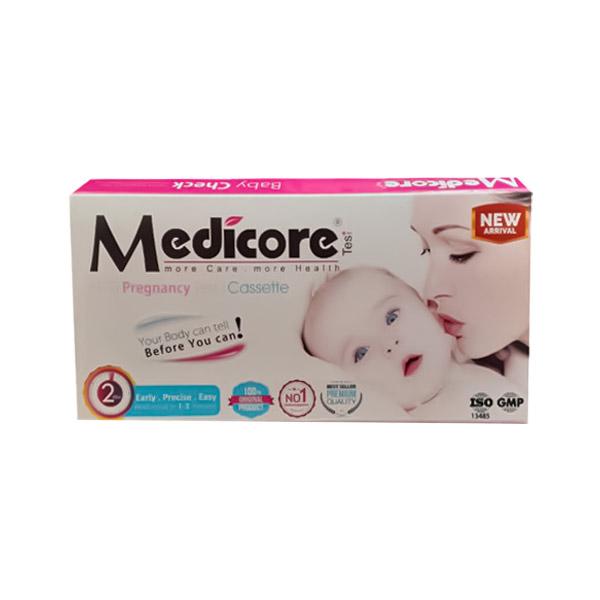 بیبی چک مدیکور مدل Cassette بسته 1 عددی