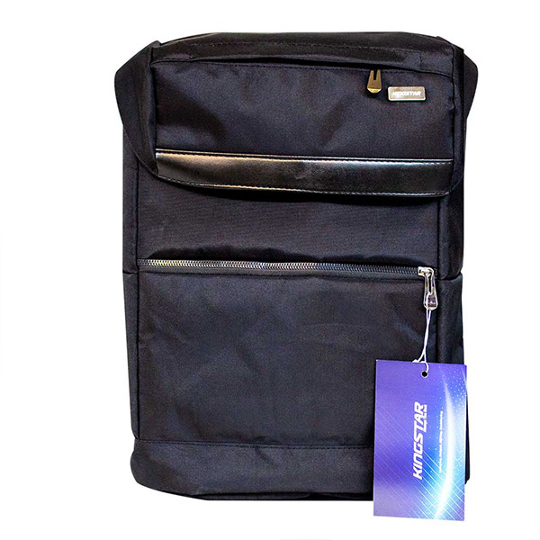 کوله پشتی لپ تاپ کینگ استار مدل KBP 1230 مناسب برای لپ تاپ 15.6 اینچی