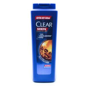 شامپو ضدشوره کلییر مردانه Hair Fall Defense ضدریزش حاوی قهوه ۶۰۰ml