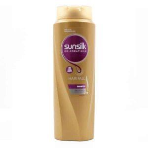 شامپو سانسیلک Hair Fall مناسب برای موهای ضعیف و شکننده 600ml