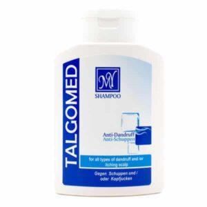 شامپو ضد شوره مای مدل Talgomed برای انواع موها حجم ۲۰۰ml