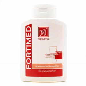 شامپو مای مدل Fortimed برای تقویت مو حجم 200ml