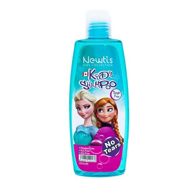 شامپو بچه نیوتیس مدل Frozen