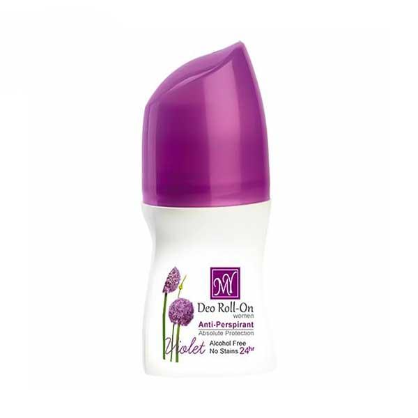ضد تعریق مای - violet