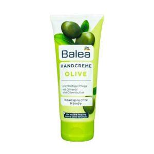 کرم باله آ مدل Olive مناسب پوست حساس و خشک حجم 100ml