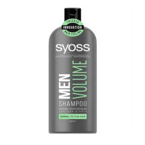 شامپو حجم دهنده مو سایوس Volume مناسب مو های نازک 500ml