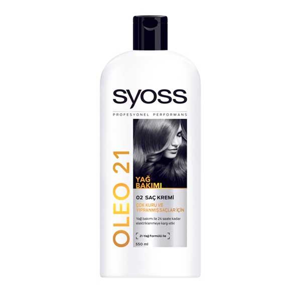 نرم کننده سایوس Oleo 21 برای موهای خشک