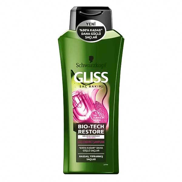 شامپو گلیس برای موهای حساس