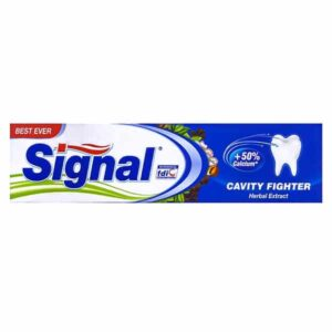 خمیر دندان سیگنال حاوی طعم گیاهی حجم 100 میلی لیتر
