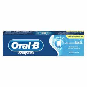 خمیر دندان اورال-بی Elixir Oral+ حجم 85 میلی لیتر