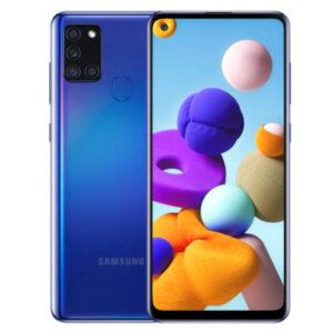 گوشی موبایل سامسونگ Galaxy A21S دو سیمکارت ظرفیت ۶۴ گیگابایت