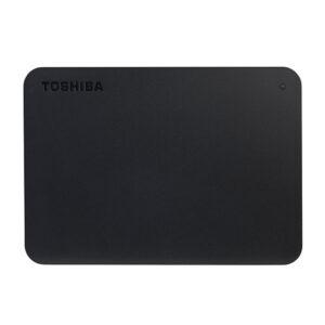 هارد دیسک اکسترنال Toshiba مدل Canvio Basic ظرفیت 2 ترابایت