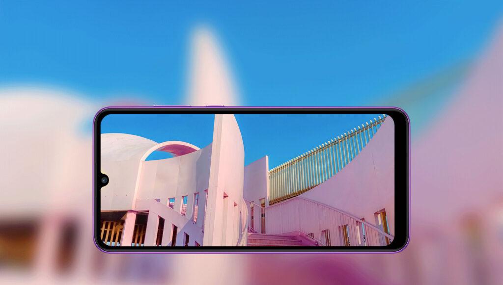 Huawei Y6p Display